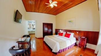 Habitación del Hotel Camino Real