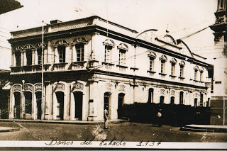 Hotel Lindbergh de la época