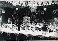 Foto de un banquete en el Hotel Lindberg