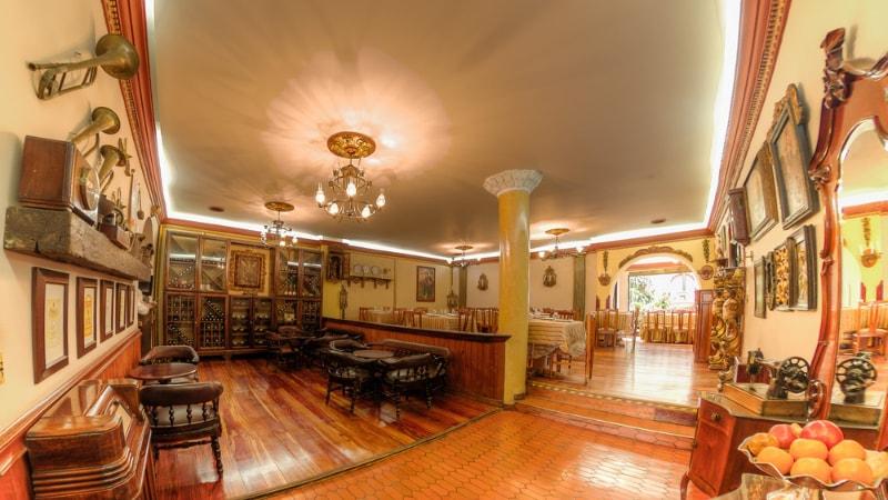 El Restaurante del Hotel Camino Real